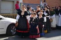 """""""San Cidre"""" en Vila de Cruces"""