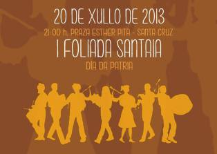 I Foliada Santaia