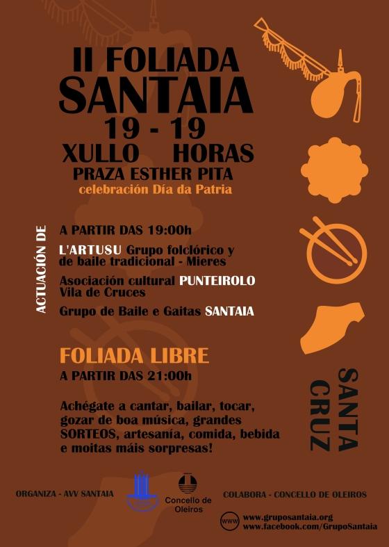 II Foliada_CARTEL a3-01